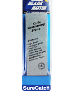 SURE CATCH KNIFE SHARPENING STONE