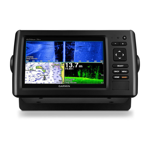 Garmin Fish Finder Wiring Diagram: Garmin Echo Map 95SV - Boats And More