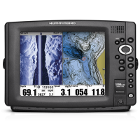 Humminbird 119CXI HD Side Image Combo