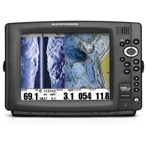 Humminbird 119CXI HD Side Image Combo