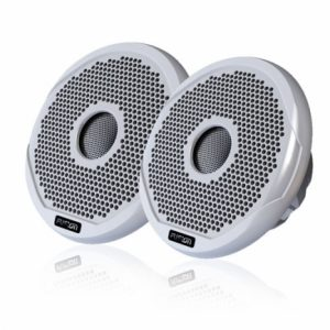 FUSION 120 WATT 4″ MARINE 2-WAY SPEAKERS