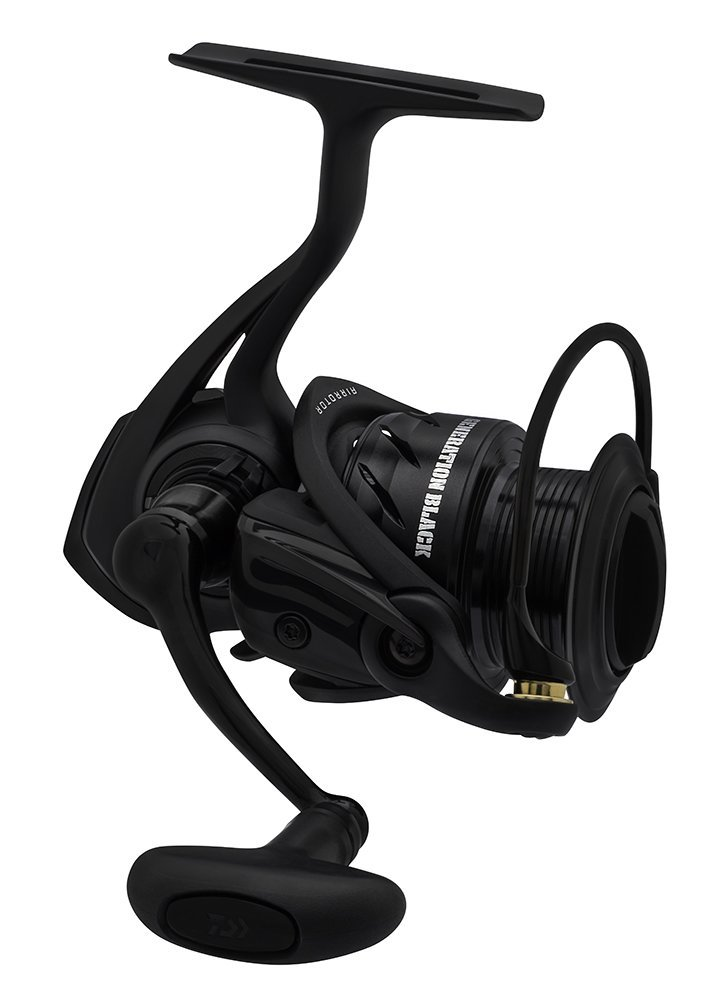 Daiwa Generation Black Reel 1