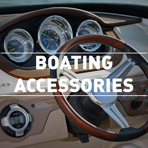 boating accessories category