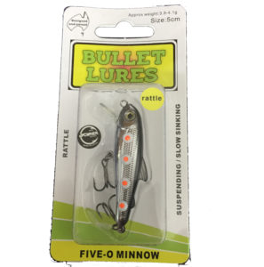 bullet lures 5O