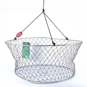 35008-crab-drop-net-xl-wire-bottom-net-factory