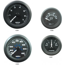 Premier Pro Domed Gauges