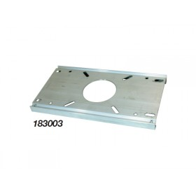Seat mount adaptor plate - Alloy