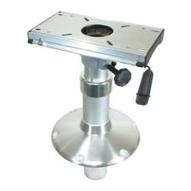 Adjustable Table Pedestal - Gas