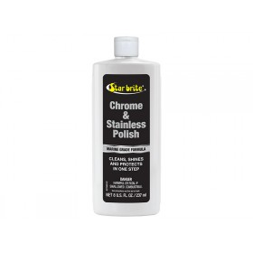 Star brite® Chrome & Stainless Polish - 236ml