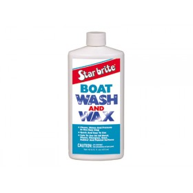 Star brite® Boat Wash & Wax - 473ml