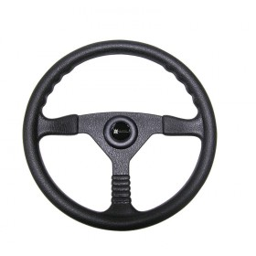 Steering Wheel - Champion Three Spoke PVC