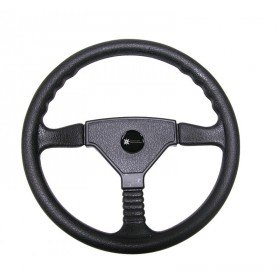 Steering Wheel - Champion Deluxe Three Spoke PVC