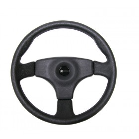 Steering Wheel - Stealth Three Spoke PVC