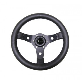 Steering Wheel - Sport Three Spoke Aluminium
