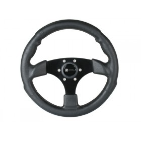 Steering Wheel - Fantasy Marine Three Spoke Aluminium