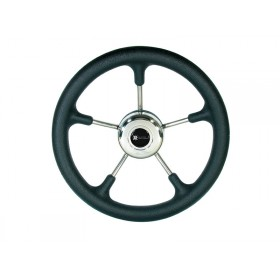 Steering Wheel - Bosun Five Spoke Stainless Steel