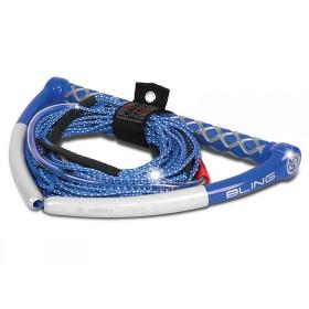 Kwik Tek Airhead® - BLING SPECTRA Wakeboard Rope