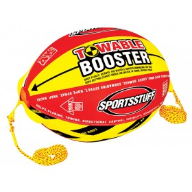 Kwik Tek Sportsstuff® - Booster Ball™ with Custom Tow Rope