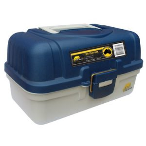 Plano 2 Tray Tackle Box 6102