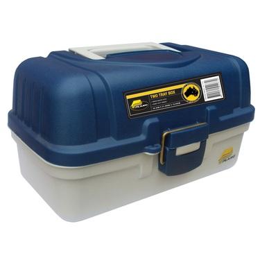 Plano 2 Tray Tackle Box 6102