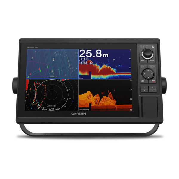 Garmin GPS Map 741 XS