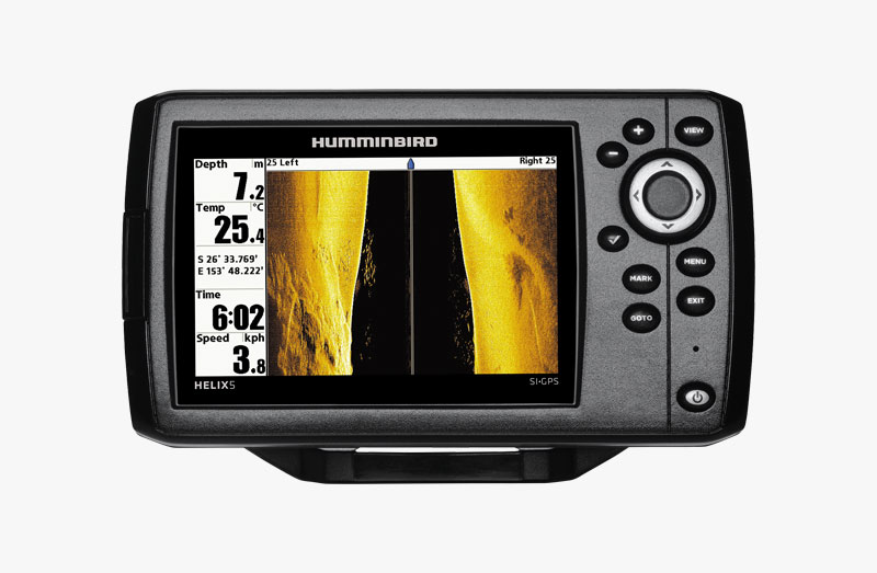 HELIX 5 CHIRP SI GPS G2