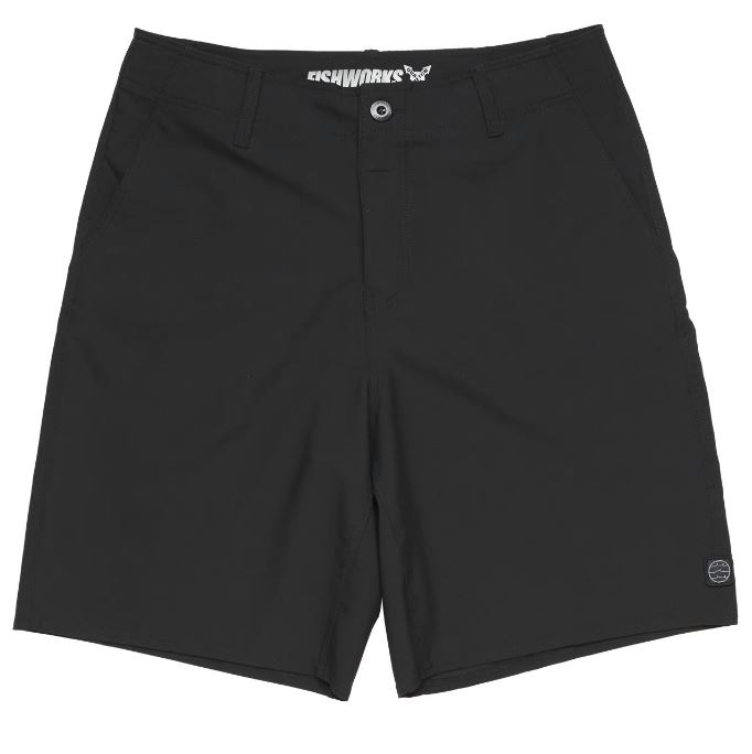 Clipperton Black Short Front