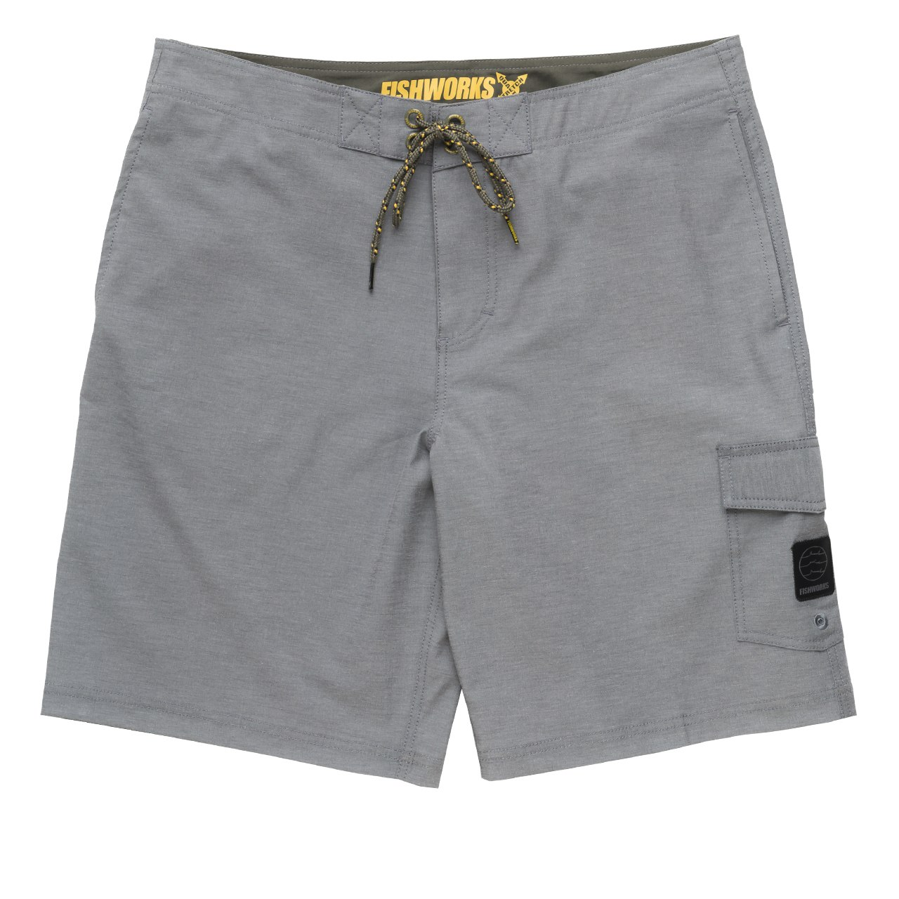 Kona Grey Short Front