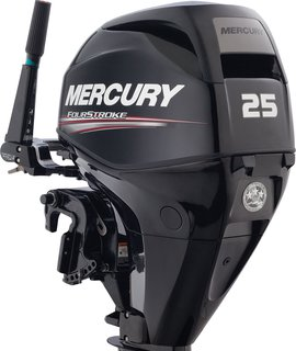 Mercury Four Stroke 135-150 HP